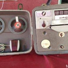 Fonógrafos y grabadoras de válvulas: MAGNETÓFONO INGRA 1960. Lote 216795125