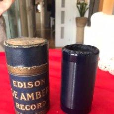 Fonógrafos y grabadoras de válvulas: CILINDRO EDISON 4 MINUTOS (2770). Lote 216993475