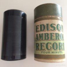 Fonógrafos y grabadoras de válvulas: CILINDRO EDISON DE CUATRO MINUTOS 5105. Lote 218185903