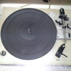 Phonographes et magnétophones à lampes: TOCADISCOS AKAI AP 821 - PARA REPARAR - AJUSTAR O PIEZAS. Lote 219044987