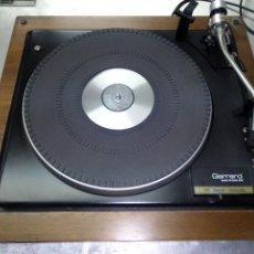 Phonographes et magnétophones à lampes: TOCADISCOS PLATO GARRARD - PARA PIEZAS. Lote 219045443