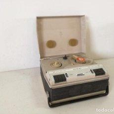 Phonographes et magnétophones à lampes: TECNOLOGÍA VINTAGE, MAGNETÓFONO O GRABADOR DE VÁLVULAS,GRUNDING TK 23L DE LUXE AUTOMÁTICO. Lote 219817081