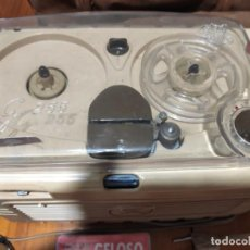 Fonógrafos y grabadoras de válvulas: MAGNETOFON O GRABADORA GELOSO G-255 PARA REPARAR PRECIOSO DE 1955. Lote 222718655
