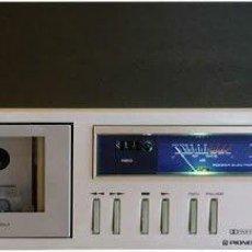 Fonógrafos y grabadoras de válvulas: PLETINA PIONEER CT-200 MUY BUSCADA. Lote 226644450