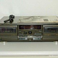 Fonógrafos y grabadoras de válvulas: TECHNICS RS-TR474 HIGH END GAMA ALTA. Lote 226652570