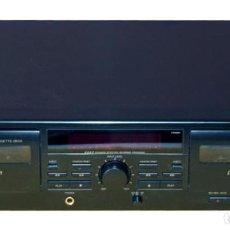 Fonógrafos y grabadoras de válvulas: PLETINA JVC TD-W216. Lote 226662745