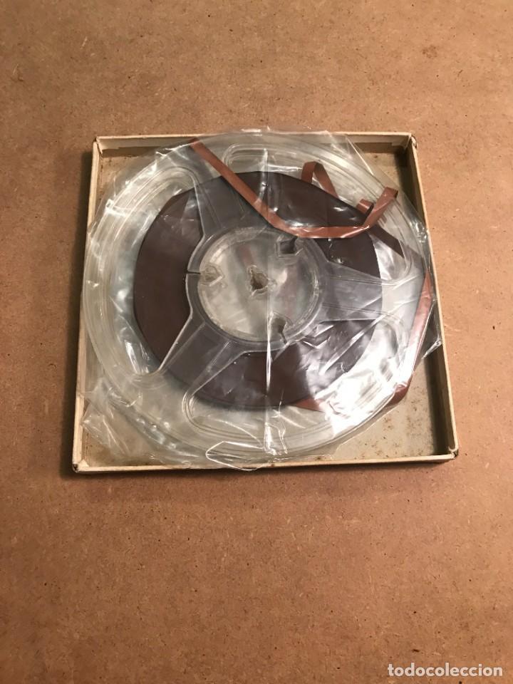 Fonógrafos y grabadoras de válvulas: Gevasonor 360 Metros Cinta virgen para magnetofón - Foto 2 - 228190570