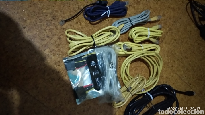 Fonógrafos y grabadoras de válvulas: Cables diversos,RCA,HDMI,USB,e.t.c - Foto 2 - 229040162