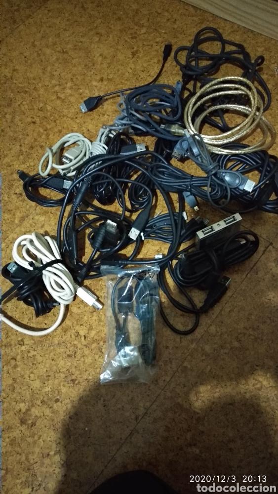 Fonógrafos y grabadoras de válvulas: Cables diversos,RCA,HDMI,USB,e.t.c - Foto 12 - 229040162