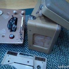 Fonografi e magnetofoni a valvole: MAGNETÓFONO INGRA M-57.AÑO 1957. PARA DESPIECE O EXHIBICIÓN.. Lote 231692095