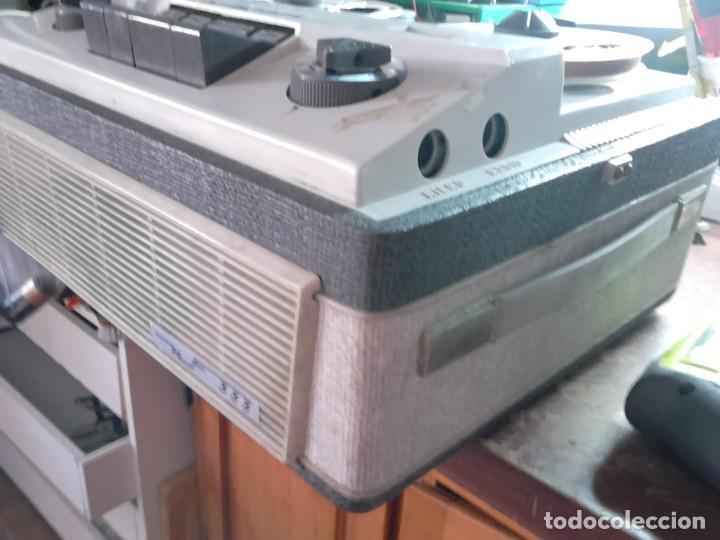 MAGNETOFONO AÑOS 60 (Radios, Gramófonos, Grabadoras y Otros - Fonógrafos y Grabadoras de Válvulas)
