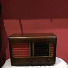 Fonógrafos y grabadoras de válvulas: ANTIGUO RADIO COLONIAL (42X3220) .VER FOTOS. Lote 234720845