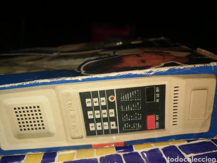 Fonógrafos y grabadoras de válvulas: RADIO TRANSMISOR WALKIE TALKIS - Foto 2 - 235983890