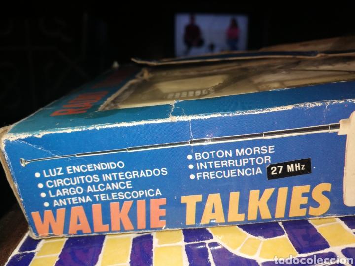 Fonógrafos y grabadoras de válvulas: RADIO TRANSMISOR WALKIE TALKIS - Foto 3 - 235983890