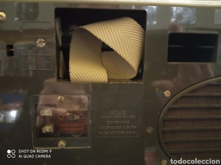 Fonógrafos y grabadoras de válvulas: Magnetófono portátil marca Grundig de los años 60 TK 6L Como nuevo !! - Foto 7 - 175165915