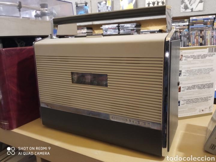 Fonógrafos y grabadoras de válvulas: Magnetófono portátil marca Grundig de los años 60 TK 6L Como nuevo !! - Foto 13 - 175165915