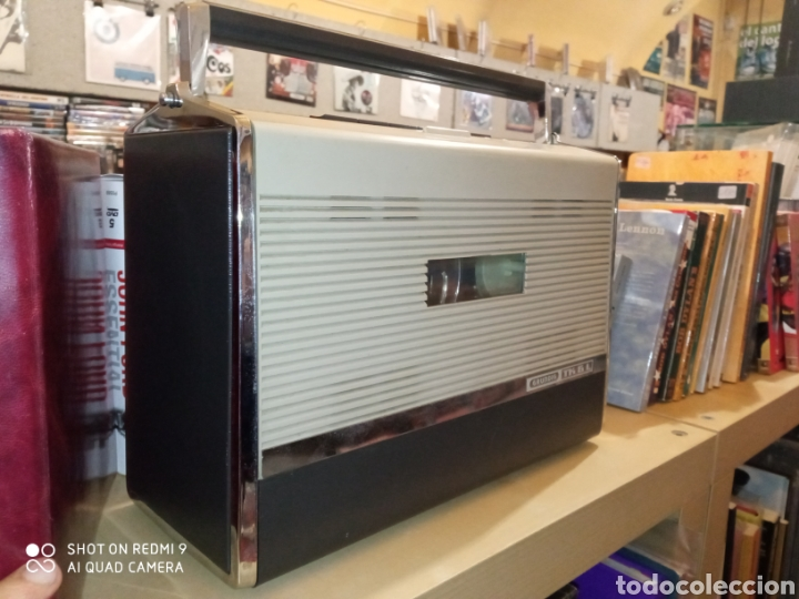 Fonógrafos y grabadoras de válvulas: Magnetófono portátil marca Grundig de los años 60 TK 6L Como nuevo !! - Foto 14 - 175165915