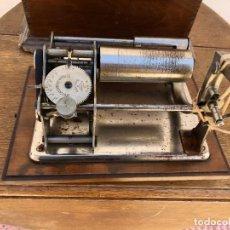 Fonógrafos y grabadoras de válvulas: FONOGRAFO FRANCES. Lote 238438060