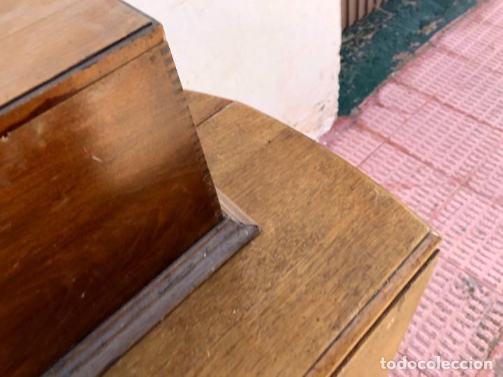 Fonógrafos y grabadoras de válvulas: FONOGRAFO FRANCES - Foto 3 - 238438060