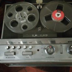 Fonógrafos y grabadoras de válvulas: MAGNETOFON GRUNDIG AUTOMATIC DELUXE. Lote 238603110