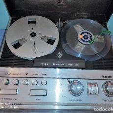 Fonografi e magnetofoni a valvole: MAGNETOFONO PORTATIL MARCA GRUNDING STEREO AUTOMATIC MODELO TK DE LUXE. Lote 239393385