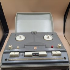 Fonógrafos y grabadoras de válvulas: MAGNETOFONO PHILIPS 3541D. Lote 240159700