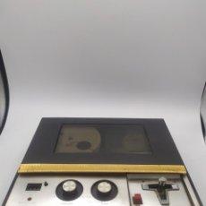 Fonógrafos y grabadoras de válvulas: MAGNETOFÓN SANYO AUTOLEVEL RECORDING, MODEL MR-115. Lote 243215980