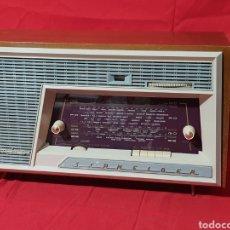 Fonografi e magnetofoni a valvole: RADIO ANTIGUA SNEIDER MAMBO.PARA REPARAR NO FUNCIONA .CON ESQUEMAS .48X30 CM ..ENVIO PENÍNSULA 10€. Lote 244739495