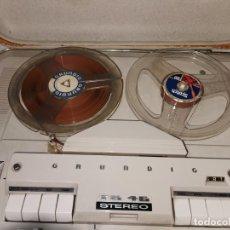 Fonógrafos y grabadoras de válvulas: MAGNETOFON GRUNDIG TK 46. Lote 275047513