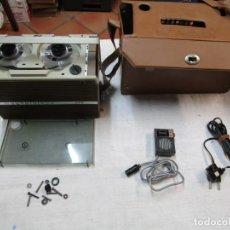 Fonógrafos y grabadoras de válvulas: MAGNETÓFONO DE LA MARCA ELBE MODELO 009 - APROX 1960/70 - NO FUNCIONA (P.F) + INFO. Lote 247684615