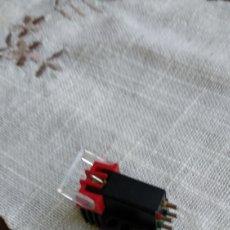 Fonógrafos y grabadoras de válvulas: CÁPSULA +AGUJA LENCO. Lote 248743745