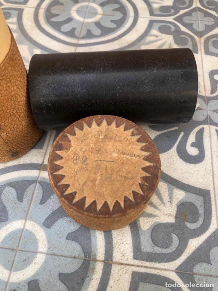 Fonógrafos y grabadoras de válvulas: Lote de 12 cilindros pathe fonografo . Más poniendo USMO - Foto 8 - 252325820