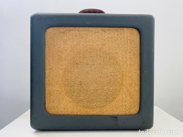 Fonógrafos y grabadoras de válvulas: Her Fan Reel to Reel Válvulas - Foto 5 - 253124655