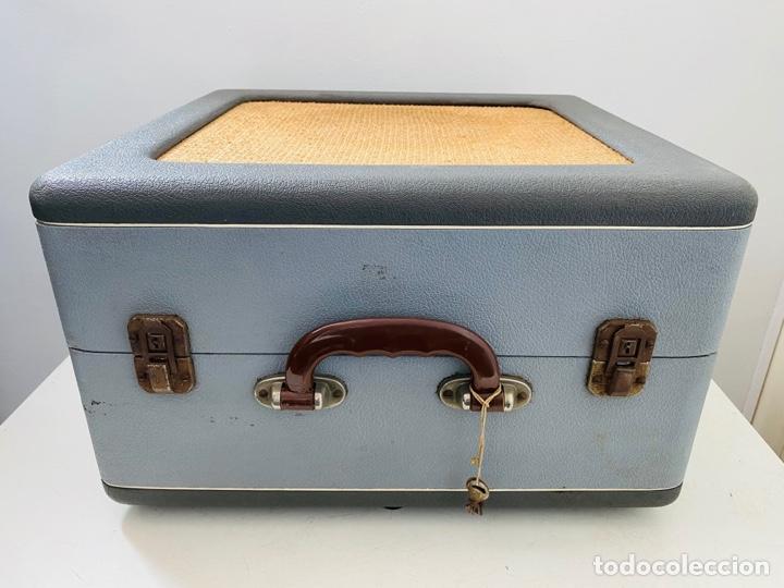 Fonógrafos y grabadoras de válvulas: Her Fan Reel to Reel Válvulas - Foto 7 - 253124655