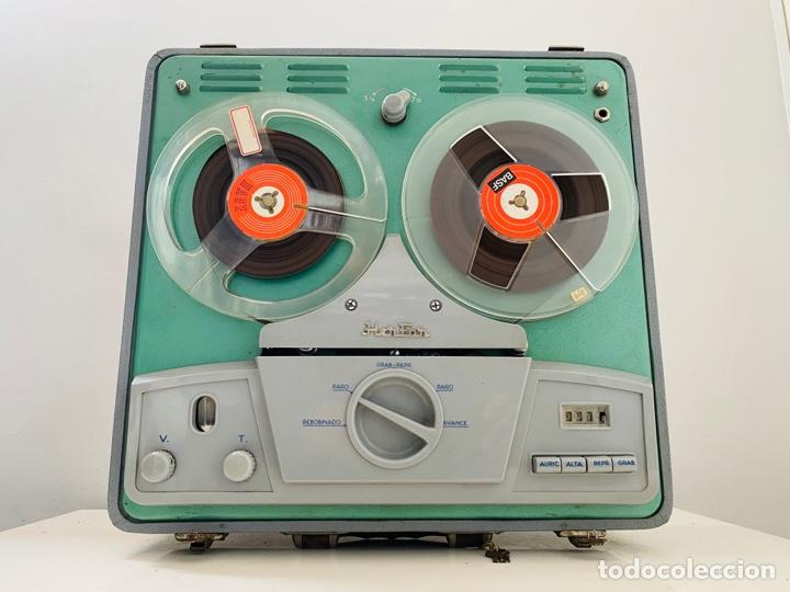 Fonógrafos y grabadoras de válvulas: Her Fan Reel to Reel Válvulas - Foto 10 - 253124655