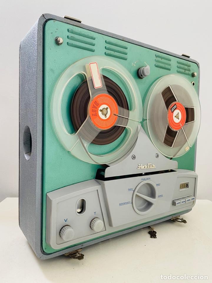 Fonógrafos y grabadoras de válvulas: Her Fan Reel to Reel Válvulas - Foto 15 - 253124655