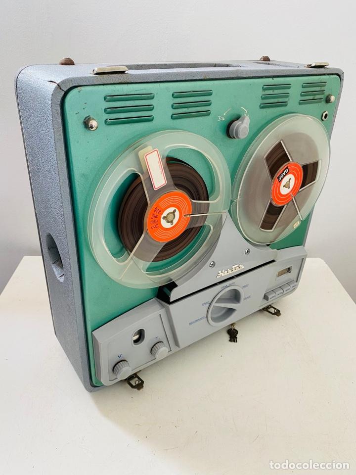 Fonógrafos y grabadoras de válvulas: Her Fan Reel to Reel Válvulas - Foto 16 - 253124655