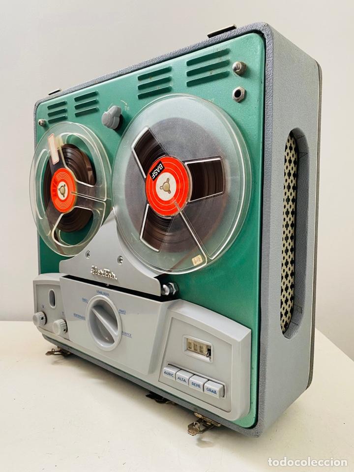 Fonógrafos y grabadoras de válvulas: Her Fan Reel to Reel Válvulas - Foto 17 - 253124655