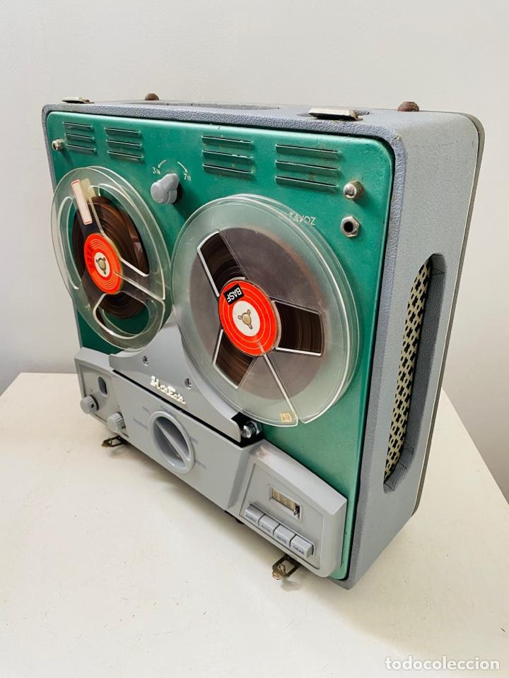 Fonógrafos y grabadoras de válvulas: Her Fan Reel to Reel Válvulas - Foto 18 - 253124655