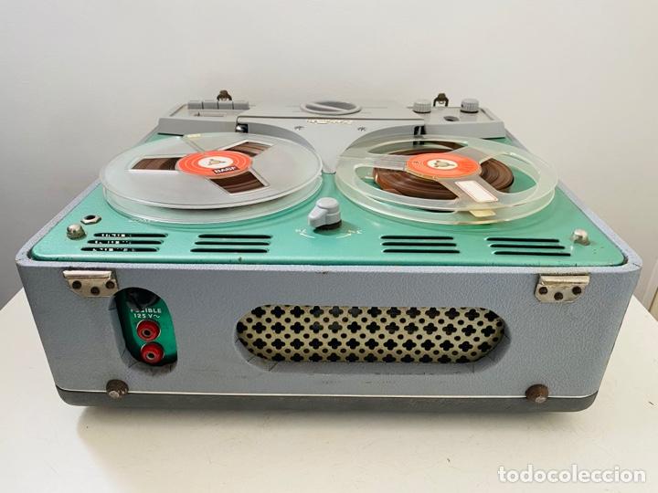 Fonógrafos y grabadoras de válvulas: Her Fan Reel to Reel Válvulas - Foto 20 - 253124655