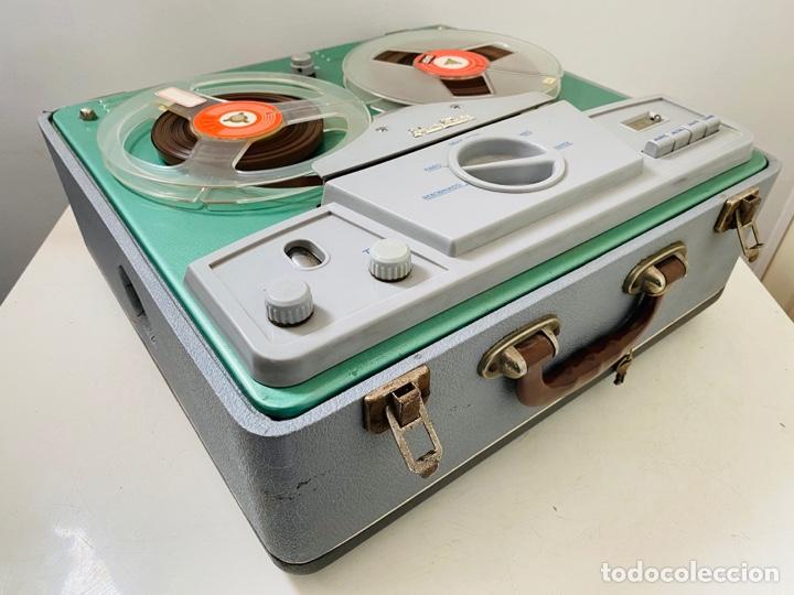 Fonógrafos y grabadoras de válvulas: Her Fan Reel to Reel Válvulas - Foto 22 - 253124655