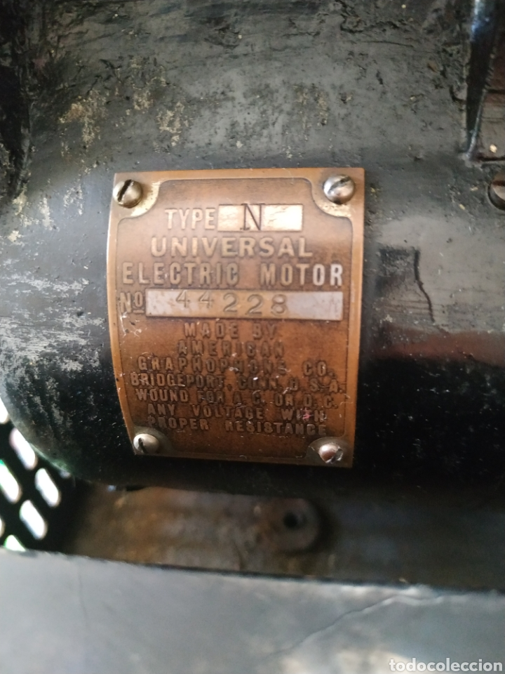 Fonógrafos y grabadoras de válvulas: The Dictaphone, Sole Manufacturers - Foto 9 - 254206250