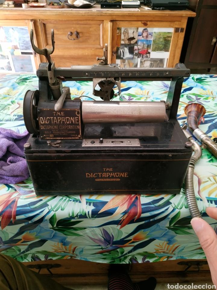 THE DICTAPHONE, SOLE MANUFACTURERS (Radios, Gramófonos, Grabadoras y Otros - Fonógrafos y Grabadoras de Válvulas)