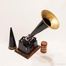 Fonógrafos y grabadoras de válvulas: FONÓGRAFO EDISON GEM. Lote 256067625