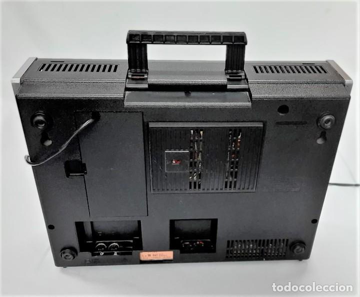 Fonógrafos y grabadoras de válvulas: Magnetófono de bobina abierta Grundig TK 547 Nº de serie 45826 - GRABA BIEN - Foto 5 - 261856220