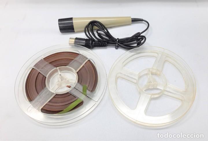 Fonógrafos y grabadoras de válvulas: Magnetófono de bobina abierta Grundig TK 547 Nº de serie 45826 - GRABA BIEN - Foto 13 - 261856220