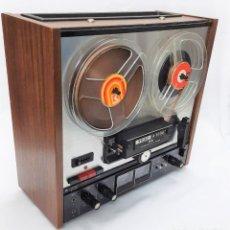 Fonógrafos y grabadoras de válvulas: MAGNETÓFONO DE CINTA ABIERTA TEAC A-1030 - SEREIE Nº 11893 - GRABA BIEN VER VÍDEOS. Lote 262104680