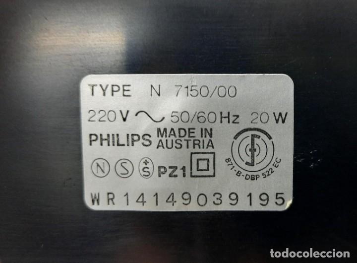 Fonógrafos y grabadoras de válvulas: MAGNETÓFONO DE CINTA ABIERTA PHILIPS N7150/00 STEREO 3 MOTORES - WR 14149039195 GRABA BIEN - Foto 11 - 262799850