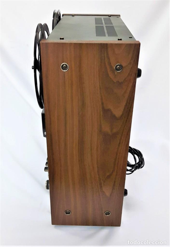 Fonógrafos y grabadoras de válvulas: AKAI GX 600DB / SERIE 90306-03230 /Año 1980-82 - NECESTA AMPLIFICADOR EXTERNO - GRABA BIEN - Foto 9 - 263054465