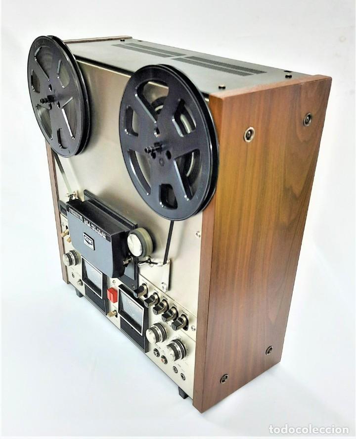 Fonógrafos y grabadoras de válvulas: AKAI GX 600DB / SERIE 90306-03230 /Año 1980-82 - NECESTA AMPLIFICADOR EXTERNO - GRABA BIEN - Foto 10 - 263054465